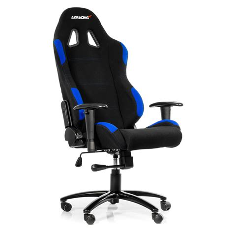 akracing gaming chair bleu siège pc akracing sur ldlc