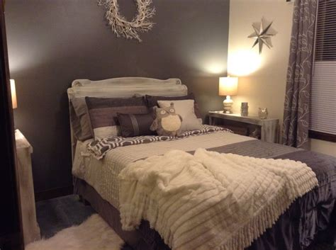 glam master bedroom 17 best images about guest bedroom rustic glam on Rustic