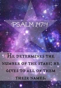 Psalm 147 4 Bible Verse