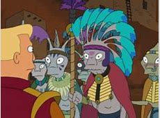 Martians The Infosphere, the Futurama Wiki