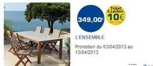 Table De Jardin Magasin Leclerc : leclerc salon de jardin table jardin exterieur reference ~ Melissatoandfro.com Idées de Décoration