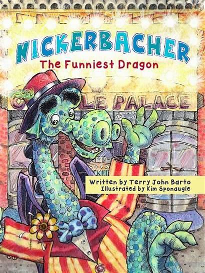 Dragon Children Terry John Funniest Barto Books
