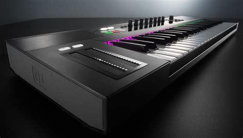 komplete keyboards komplete kontrol  series products