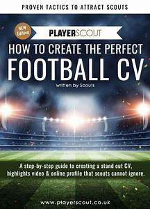 Football Player Cv Template Football Cv Template Download Football Cv And Cover