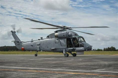 SH-2G(I) Super Seasprite Helicopter Formally Handed over ...