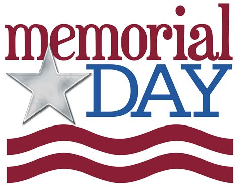 Happy Memorial Day Clip Art Free