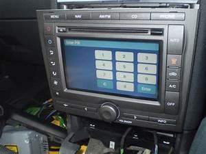 Touchscreen Sat Nav Facelift - Retro Fitting