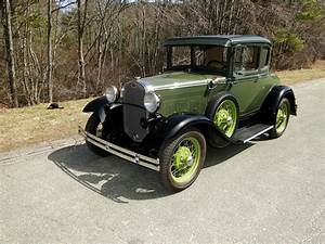 1931 Ford Model A Deluxe Rumble Seat Coupe For Sale  85125