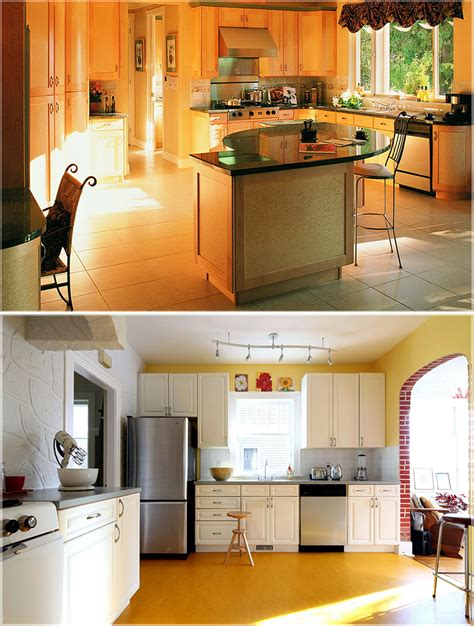 design kitchen set desain interior kitchen set minimalis modern untuk dapur 3192