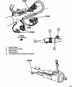 Service Manual  1994 Gmc 1500 Ignition Removal