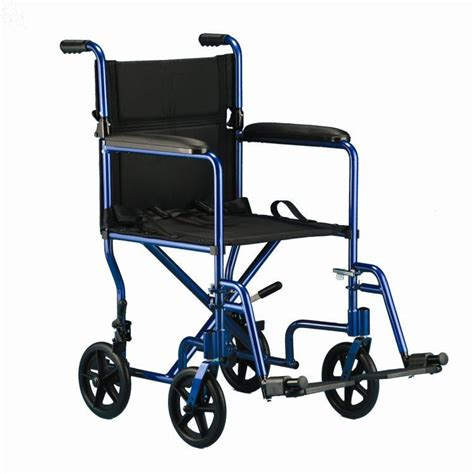 chaise roulante pliable invacare 19 quot transport wheelchair folding lightweight