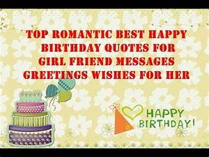 Romantic Birthday Wishes Quotes Greetings Cards E-cards ...