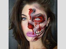 12 Creative DIY Halloween Makeup Ideas crazyforus