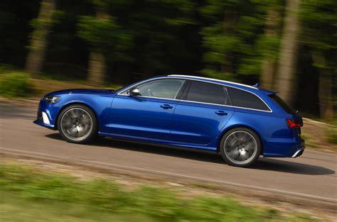 2016 Audi Rs6 Avant Performance Uk Review Review Autocar