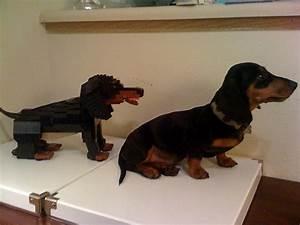 joel bakers dachshund puppy s a lego pal