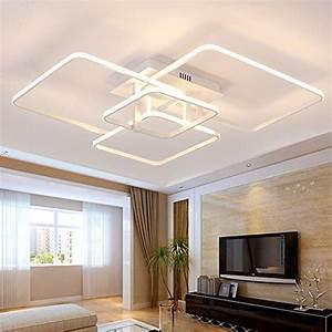 Wohnzimmer Led Lampen : lonfenner led deckenleuchte post modernen ~ Watch28wear.com Haus und Dekorationen