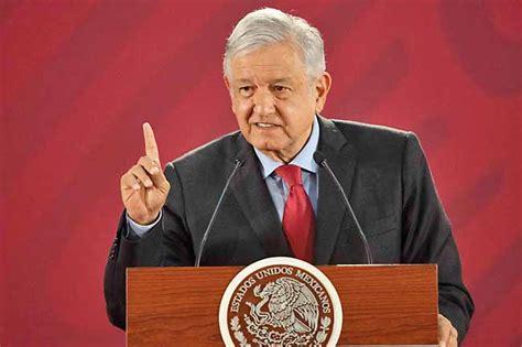 Mexico's President knocks US over vaccines » Borneo ...