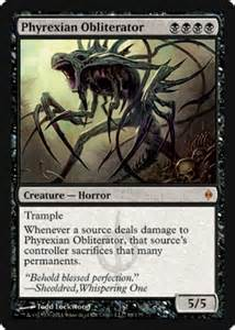 new phyrexia elspeth for the win