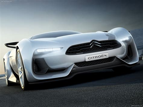 Citroen Gt Concept Picture 58639 Citroen Photo Gallery
