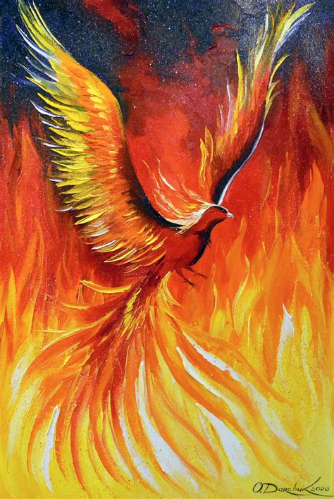 Paintings, Phoenix bird, Page 697, Art by Independent Artists