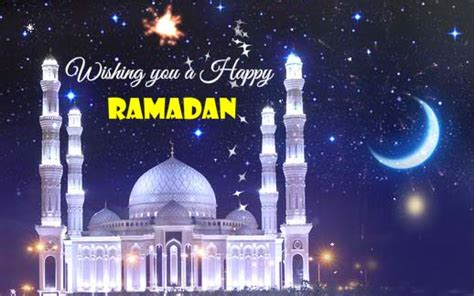 happy ramadan wishes    ecards greeting cards