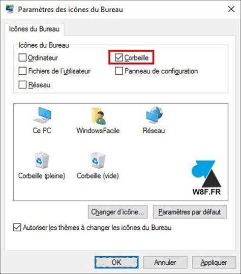 mettre icone sur bureau icone du bureau disparu 28 images disparition de l ic