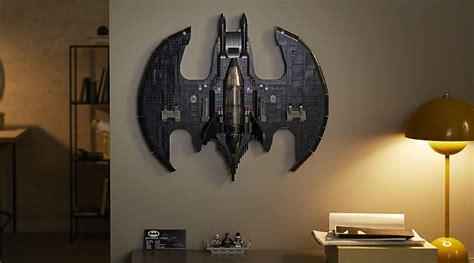 LEGO DC Batman 76161 1989 Batwing unveiled