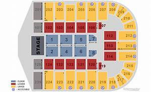 Jackson Convention Center Seating Chart Seating Charts Tucson Arena