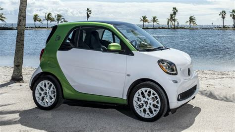 2017 Smart Fortwo Electric Drive  Perfect City Car Youtube