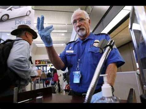 tsa loudspeakers threaten travelers  arrest  making
