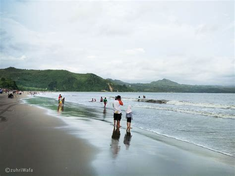 lokasi  rute menuju pantai gemah tulungagung