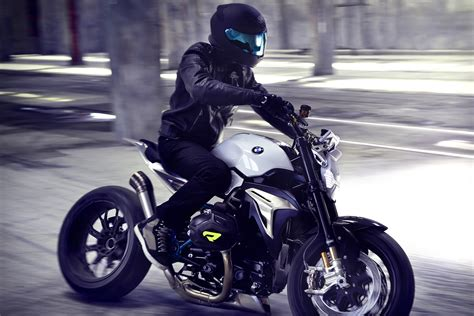 Bmw Motorcycles The Concept Roadster