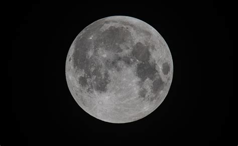 Black Moon Set To Rise Overnight—what Is It And Can You