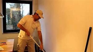 Decke Mit Rollputz Streichen : decke streichen mit den richtigen arbeitsmitteln ~ Michelbontemps.com Haus und Dekorationen