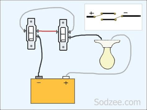 Simple Home Electrical Wiring Diagrams Sodzee