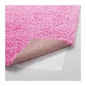 Langflor Teppich Reinigen : ikea teppich langflor hochflor l ufer br cke pink rosa ~ Lizthompson.info Haus und Dekorationen