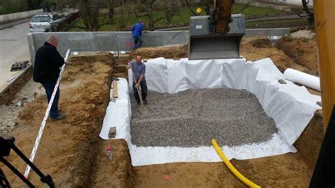 drainage richtig verlegen drainage verlegen auflistung