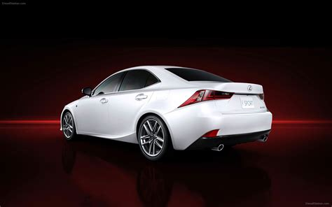 Lexus Is F Sport 2014 Widescreen Exotic Bike Wallpapers