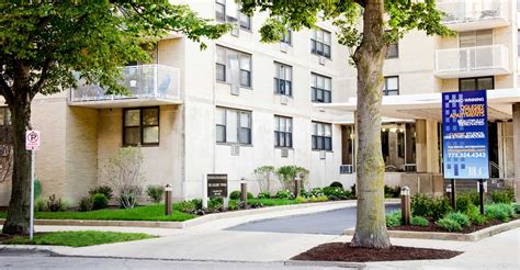 Apartment Rentals Beverly Chicago by Oglesby Towers Chicago Rentals