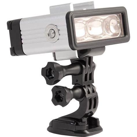 gopro led light bower xtreme series underwater led light xas led500 b h