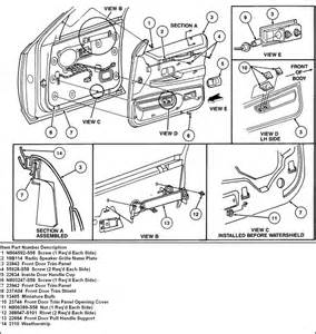 similiar ford fusion door diagram keywords 2010 ford fusion door handle diagram on 2006 ford escape front bumper