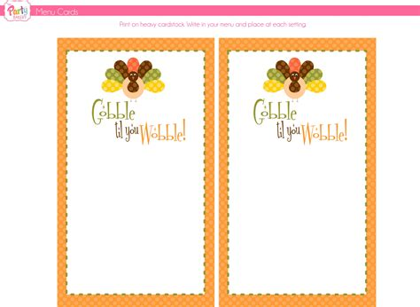 blank menu template free download 9 best images of thanksgiving menu card printable