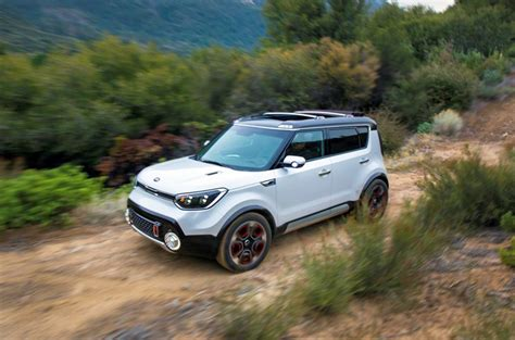 New Awd Vehicles by Kia Unveils New Awd Road Vehicle Concept Road Xtreme
