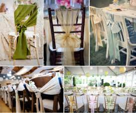chairs for weddings wedding chair decoration ideas decoration