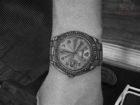 clock tattoo images designs