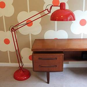 funky ideas for furnishing your loft conversion With copper anglepoise floor lamp uk