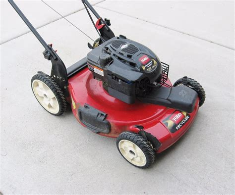 Tune Up Your Lawn Mower! 7