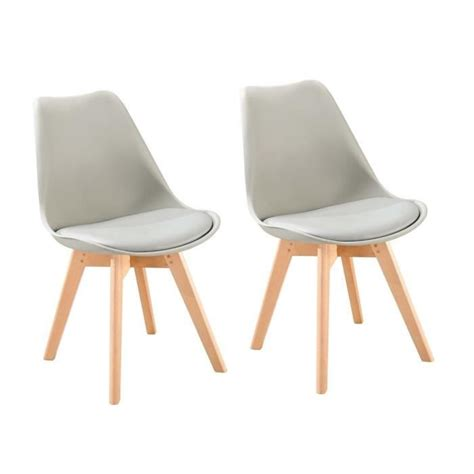 chaise cuir gris chaise salle a manger gris maison design modanes com