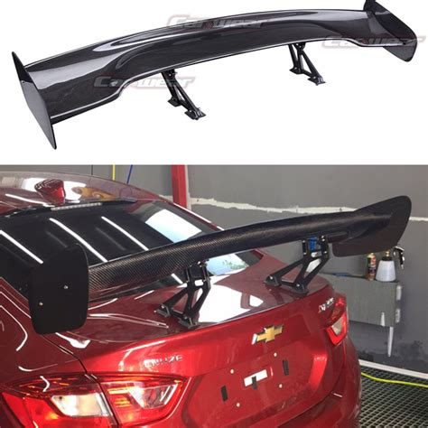 Auto Car Carbon Fiber Rear Trunk Spoiler Gt Wing For