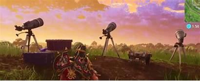 Fortnite Comet Tilted Towers Royale Battle End